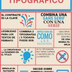Herramientas para lograr un proyecto tipográfico #infografia #infographic #design