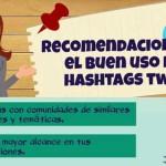 Cómo Usar Correctamente Los HasTags En Twitter #Infografía