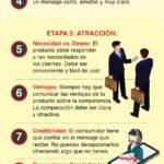 5 etapas y 12 pasos al lanzar un nuevo producto #infografia #infographic #marketing