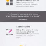 5 aspectos que hacen a un logo efectivo #infografia #infographic #design