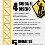 8 pasos para construir una Infografía #infografia #infographic #design