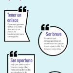 Cómo escribir un post perfecto en Facebook #infografia #infographic #socialmedia