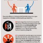 Qué preguntas hacer en una Entrevista de Trabajo #infografia #infographic #empleo
