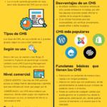 Qué es un CMS #infografia #infographic