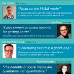 Los mejores consejos del Social Media Marketing World 2016 #infografia #socialmedia #marketing