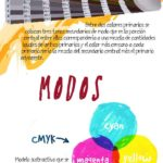 Teoría de Color #infografia #infographic #design
