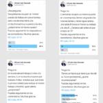 4 preguntas sobre el trabajo y lo que han respondido en Twitter #infografia #rrhh #Empleo