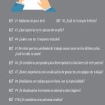 20 preguntas clave para una Entrevista de Trabajo #infografia #infographic #empleo #rrhh