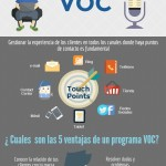 5 ventajas de un programa VOC (Voice of Customer) #infografia #infographic #marketing