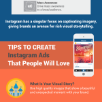 Anatomía de una buena publicidad en Instagram #infografia #marketing #socialmedia