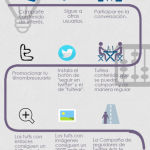 Cómo incrementar tu número de seguidores en Twitter #infografia #socialmedia