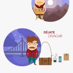 5 pasos para aumentar la creatividad #infografia #infographic