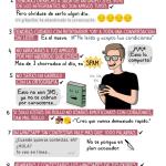 Decálogo para una buena Cultura Whatsappera #infografia #infographic
