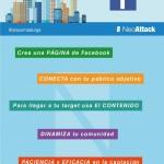 6 claves para potenciar el FaceBook de tu empresa #infografia #infographic #socialmedia