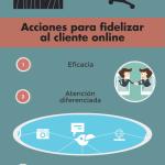 Atención al cliente: cómo fidelizar #infografia #infographic #marketing