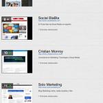 Top 20 blogs sobre marketing y publicidad más influyentes #infografia #marketing